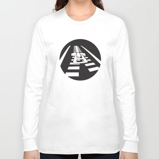 Zip The Road Long Sleeve T-shirt