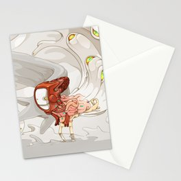 Consumption Stationery Cards