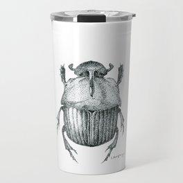 dotted buggy 2 Travel Mug