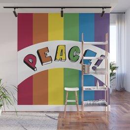 Peace! Wall Mural