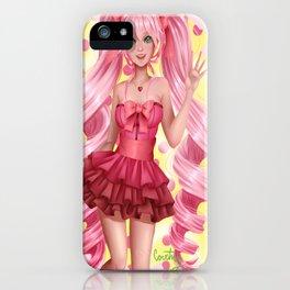 Cute & Pink iPhone Case