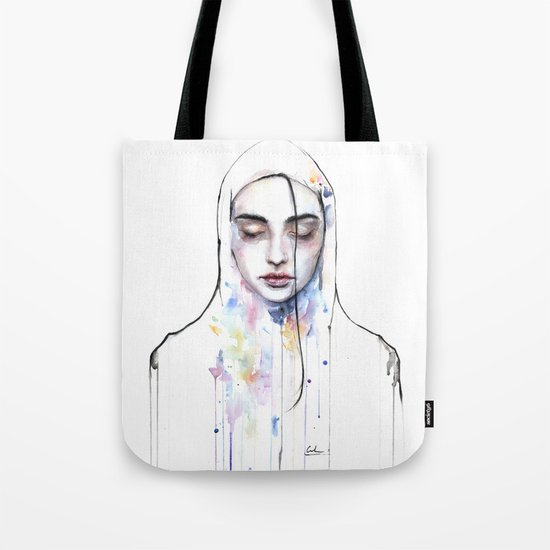Habibi (nudity) Tote Bag