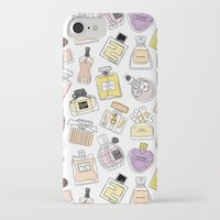 perfume iPhone & iPod Cases featuring Perfume by thedreamingclouds