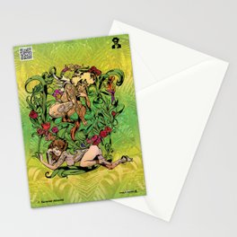 Bloom: An Awakening - Summer Abound Stationery Cards