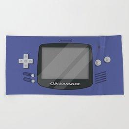 Gameboy Advance - Indigo Beach Towel