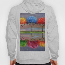 Each tree has its own smell Hoody
