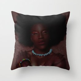 Sekhmet Egyptian Goddess Throw Pillow