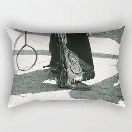Psalms 91;4 Rectangular Pillow