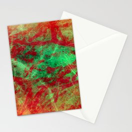 Microcosmos of Chaos Stationery Cards