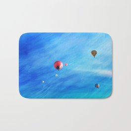 Come fly with me... Bath Mat