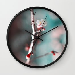 Until the end of time Wall Clock