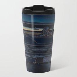 Pound Sand Metal Travel Mug
