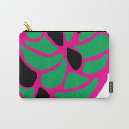 Pink lady Bug Carry-All Pouch