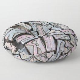 Print Studio Floor Pillow