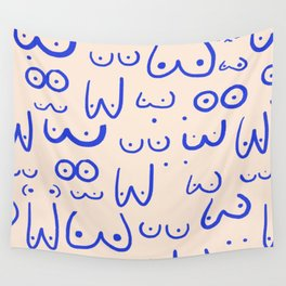 Boobies Wall Tapestry