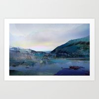 tchmo Art Prints featuring Untitled 20150614g by tchmo