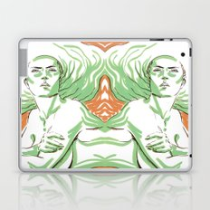 Summer Girl 3 Laptop & iPad Skin