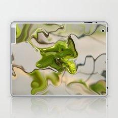 Amazonite - Abstract Laptop & iPad Skin