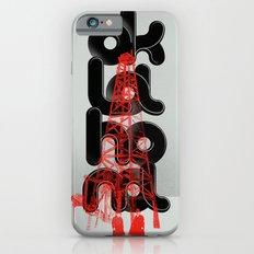 Oil-klahoma  iPhone 6s Slim Case