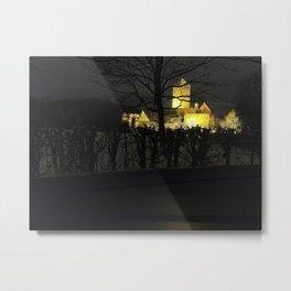 Burg Lichtenberg -Germany Metal Print