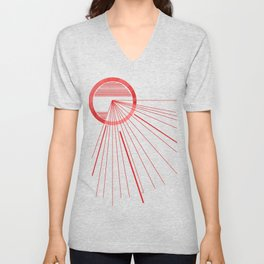 Search for opening! Unisex V-Neck
