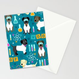 Lab Assistants Stationery Cards