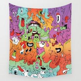 Fart Joke Wall Tapestry