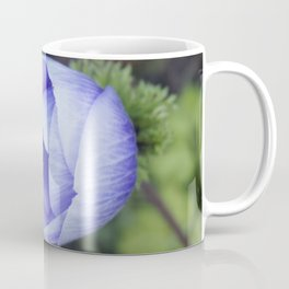 Blue Ranuncula Coffee Mug