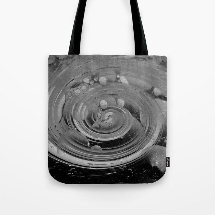 bubble + twirl Tote Bag
