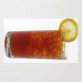 A Glass of Iced Tea Rug