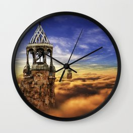 Guardian Towers . Wall Clock