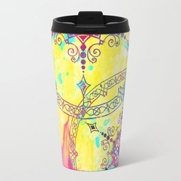 Dream As If We Will Love Forever Travel Mug