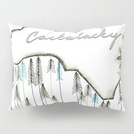 Cackalacky. Pillow Sham