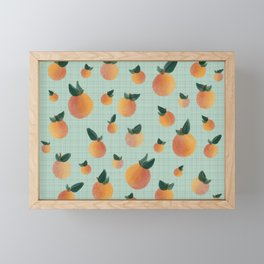 Country Clementines Framed Mini Art Print