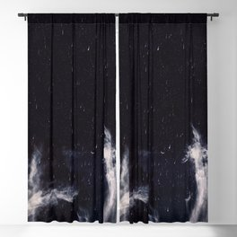 Falling stars II Blackout Curtain