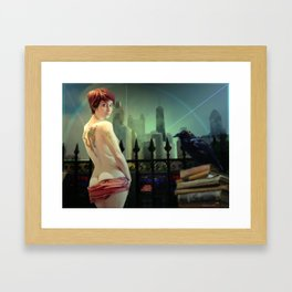 Chicago 2054 Framed Art Print