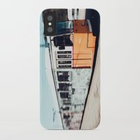 budapest iPhone & iPod Cases featuring Budapest by Johnny Frazer