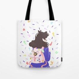 Vampire Yuppie! Tote Bag