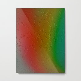 For The Love of Color Metal Print