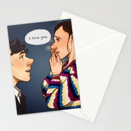Very simple Stationery Cards