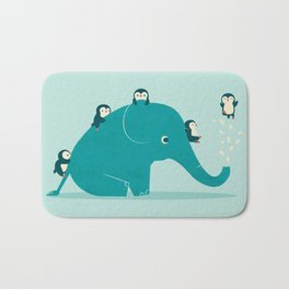 Waterslide Bath Mat