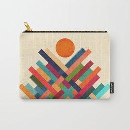 Sun Shrine Carry-All Pouch