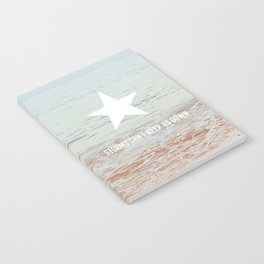 Lone Star Storm Notebook