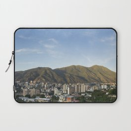 Atardecer decembrino Laptop Sleeve