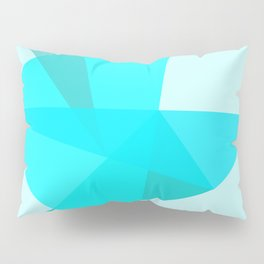 Triangles No26 Pillow Sham