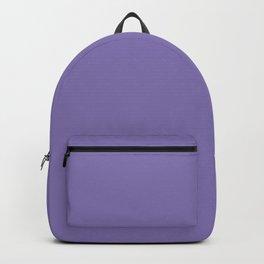 Dark Lavender / gray grape Backpack
