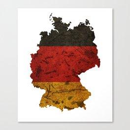 Best Germany design online Canvas Print