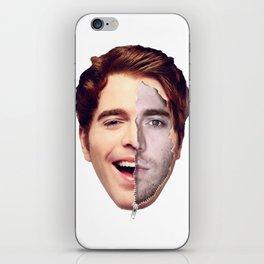 Shane Dawson Sociopath iPhone Skin