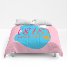 Valley Girl Comforters