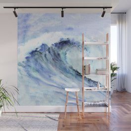 Make Waves I Wall Mural